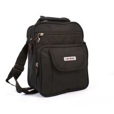 Mens Womens Shoulder Bag Crossbody Travel Document Kindle ipad Holder
