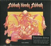 BLACK SABBATH Sabbath Bloody Sabbath REMASTERED CD NEW 2009 Edition Digipak