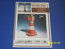 Schreiber-Bogen Leuchtturm Modellbau 1:50