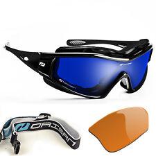 Skibrille Fliegerbrille Langlauf Sportbrille Sonnebrille Wechselsystem Wind