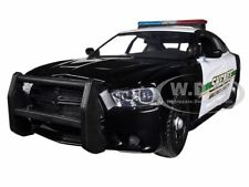 2014 DODGE CHARGER PURSUIT SOCORRO COUNTY SHERIFF POLICE 1/24 MOTORMAX 76949