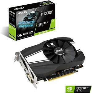 Asus GeForce GTX 1660 Super Overclocked 6GB PH-GTX1660S-O6G Graphics Card