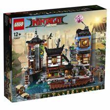 LEGO 70657 NINJAGO CITY DOCKS BRAND NEW IN SEALED BOX NEVER OPENED