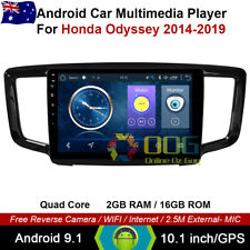 """10.1"""" Android 9.1 Quad Core Car Non DVD GPS For Honda Odyssey 2014-2019"""
