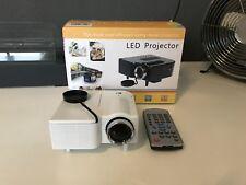 LED Beamer Mini, Mini LED Projektor Neu