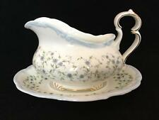 Beautiful Royal Albert Caroline Gravy Boat With Under Plate - FREE SHIPPING!!!
