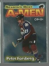 1999-00 O-Pee-Chee A-Men #AM2 Peter Forsberg (ref 70143)
