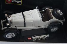 Bburago Burago Modellauto 1:18 Mercedes-Benz SSKL 1931 Cod. 3002