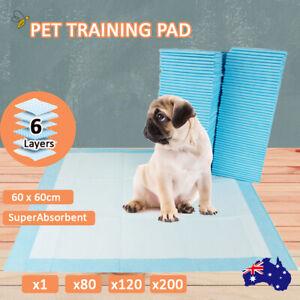 Pet Training Pads Puppy Toilet Potty Mat Indoor Dog Cat Pad Super Absorbent