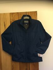 Mens Mans Michael Kors Coat Jacket Lightweight Pacific Blue Size Small S NEW
