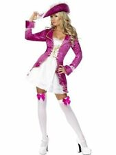 Velour Pirate Fancy Dresses