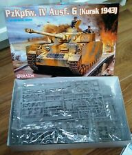 "Dragon 9020-Panzer IV G ""Kursk""-Scale 1:35-Nuovo/New"