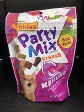 Purina Friskies Party Mix Cat Treats Crunch Kahuha Flavor 6 oz. EXP NOV 2018