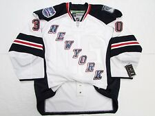 LUNDQVIST NEW YORK RANGERS AUTHENTIC STADIUM SERIES REEBOK EDGE 2.0 7287 JERSEY
