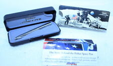 Fisher Astronaut Space Pen in Box ~ # 400 Chrome Bullet