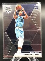 Brandon Clarke 2019-20 Panini Mosaic Rookie Card RC #207 Base Grizzlies NBA
