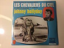 cd johnny hallyday les chevaliers du ciel