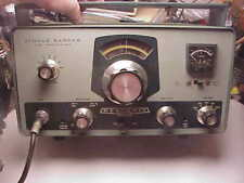 HEATHKIT HW-12A SSB TRANSCEIVER WITH HP-23 POWER SUPPLY WORKING