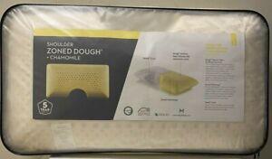 Malouf Shoulder Chamomile Memory Foam Pillow