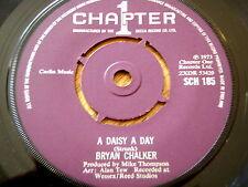 "BRYAN CHALKER - A DAISY A DAY  7"" VINYL"