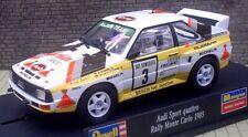 REVELL 1/32 SCALE 08399 AUDI SPORT QUATTRO RALLY MONTE CARLO 1985 SLOT CAR - NIB