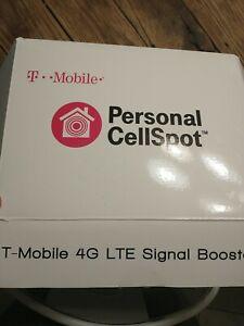 T-Mobile Personal CellSpot 4G LTE Model 9961 Home Cell V1 Missing Manual