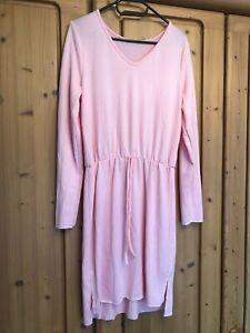 Langarmkleid, neu und nie getragen, Größe 38, rosa