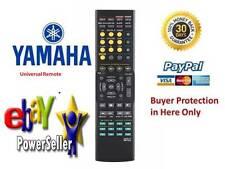 Replacement Remote Control For Yamaha AV A/V Receiver RAV287 HTR-6280 RX-V1065