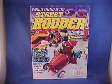 Street Rodder magazine October 1997--Chevrolet,Ford,Willys--1932,34,39,40,41,49