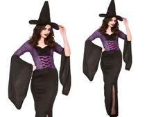 Disfraces de mujer brujos color principal negro
