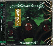 GALNERYUS-ATTITUDE TO LIFE-JAPAN CD C15