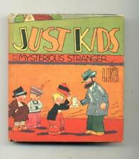 Just Kids and the Mysterious Stranger      Big Little Book    1935      Saalfiel