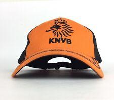 KNVB Royal Dutch Football Association Holland Baseball Cap Hat Adj Men's