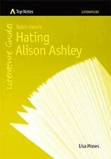 Notes: Robin Klein's Hating Alison Ashley