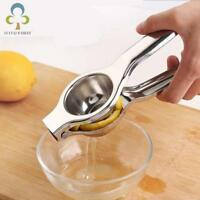 Manual Juicer Home Lemon Clip Squeeze Juice Stainless Steel Color Mini Orange