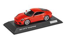 Porsche 911 GT3 Touring Package 1:43 Scale - Lava Orange