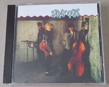 CD    ***  STRAY CATS  ***