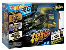 Hot Wheels Rc Terrain Twister, Camo ~Brand New~