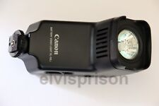 Canon VL-10Li Hot Shoe Mount Camcorder Video Halogen Light VL10Li Fast Free Ship