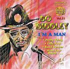 """BO DIDDLEY """"I'm A Man"""" Top Blues! CD NEU & OVP Cosmus DSB 12 Tracks"""