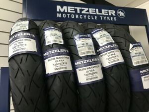NEW Harley Metzeler 120/70/19 Front Tyre, Save $$ Suit VROD Night Rod Muscle