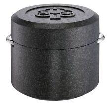 Schulte Ufer Kochtopf mit Thermobox Thermotopf Kochkiste 20 cm Edelstahl 3,5 L