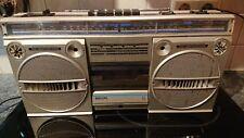 Kassettenrekorder Philips D 8134/00 Kofferradio Boombox 80er
