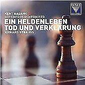 Richard Strauss: Ein Heldenleben; Tod und Verklärung [Göteborgs Symfoniker; Kent