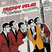 Freddy Velas And The Silvertones - Back To Street Harmonies (NEW CD)