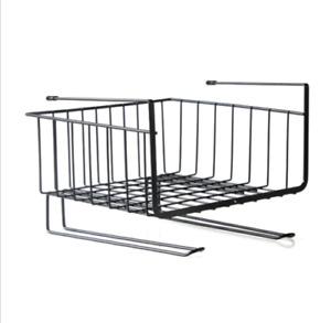 Black Simple And Stylish Wardrobe Storage Rack Layered Shelves Storage Layered