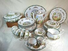 ROYAL ALBERT - CHELSEA BIRD TEA SET & TABLEWARE