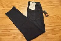 "NWT WOMEN' S DEMOCRACY JEANS Multiple Sizes ""Ab""technology High Rise Skinny Dark"