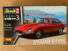 +++ Revell 07668 Jaguar E-Type (Coupé) 1:24 07668