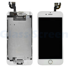 iPhone 6 LCD Screen Digitizer Frame Front Camera Earpiece Speaker Home Assembly